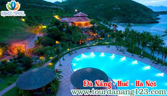 Tham gia Tour đi Đà Nẵng-Huế-Hà Nội 4 ngày 3 đêm.