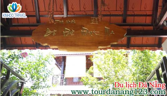 Du lịch Đà Nẵng - Thưởng thức trà với nhạc Trịnh