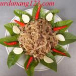 Đặc sản: Món ăn bình dân của người Đà Nẵng-Tré Bà Đệ