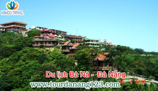 Du lịch bụi Bà Nà - Đà Nẵng
