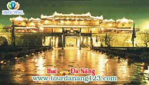 Du lịch Đà Nẵng tại Huế