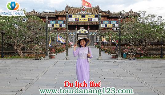 Hướng dẫn du lịch Huế - Tour du lịch Đà Nẫng