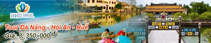 Thông tin khuyến mại du lịch Tour  Hà Nội -Đà Nẵng - Bà Nà -Hội An
