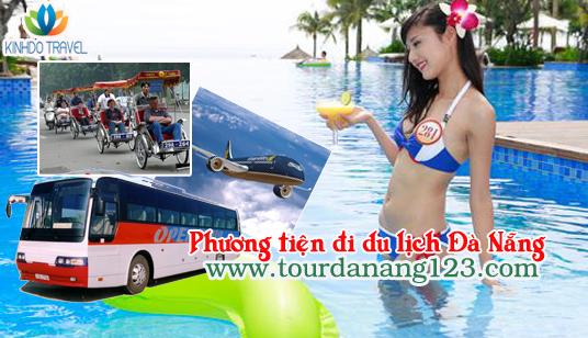 Phương tiện đi Du lịch Đà Nẵng