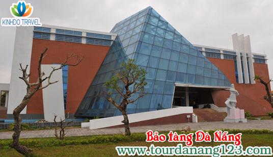 Đặc sắc không gian triển lãm của bảo tàng Đà Nẵng