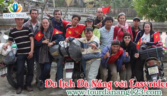 Du lịch mô-tô xuyên Việt dịp cuối tuần
