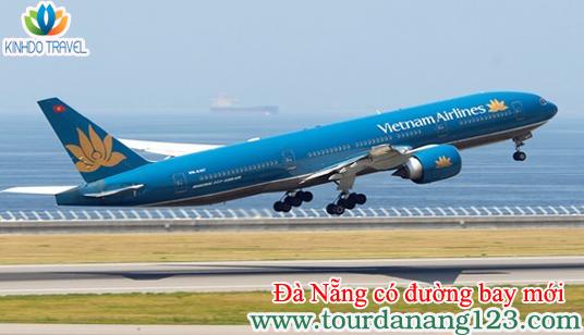 Đà Nẵng có thêm đường bay mới
