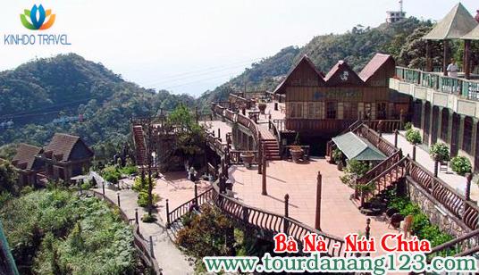 Du lịch Đà Nẵng - Bà Nà Núi Chúa