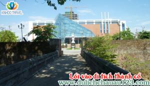 Du lịch Đà Nẵng thăm lại khu di tích thành Điện Hải