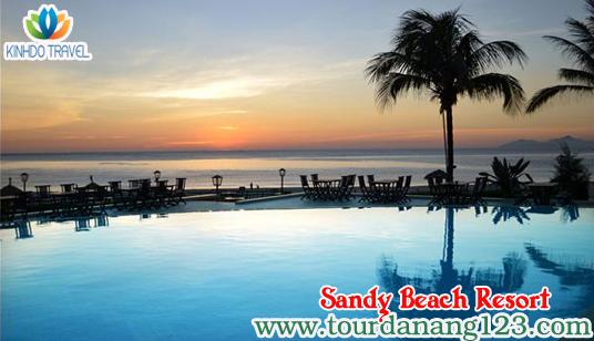 Sandy Beach Non Nước Resort
