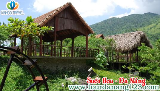 Du lịch Đà Nẵng - Suối Hoa
