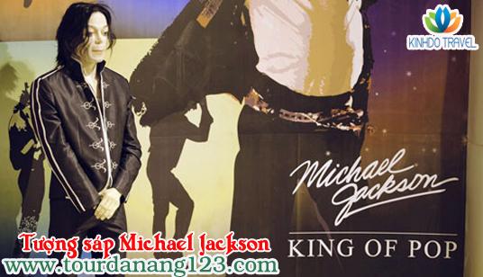 Tượng sáp Michael Jackson
