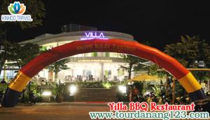 Du lịch Đà Nẵng - Villa BBQ Restaurant