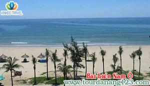 Du lịch Đà Nẵng biển Nam Ô
