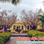 Du lịch bảo tàng điêu khắc Champa của Đà Nẵng