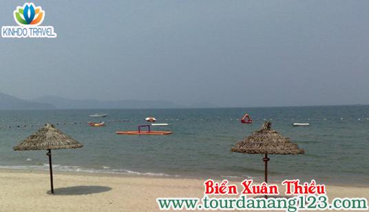 Du lịch Đà Nẵng biển Xuân Thiều
