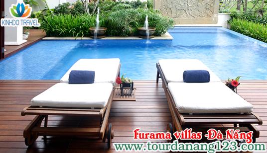 Du lịch Đà Nẵng - Furama villas