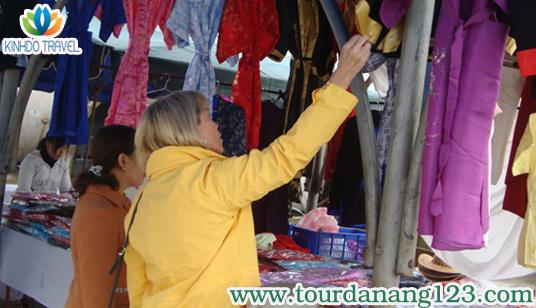 Du lịch Đà nẵng mua sắm