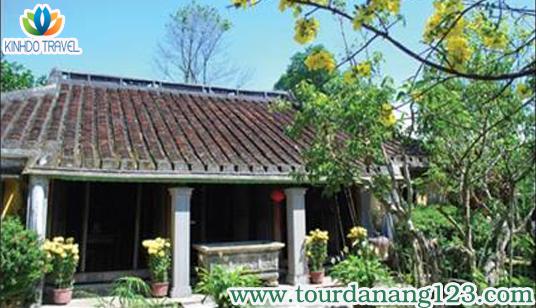 du lịch Đà Nẵng ngôi nhà trăm tuổi