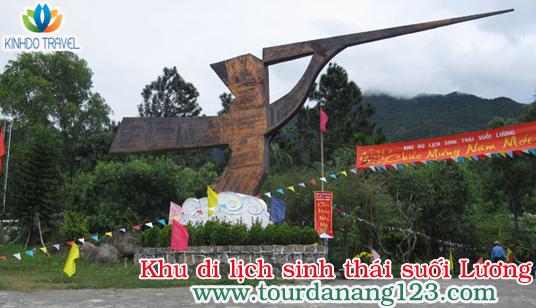 Du lịch Đà Nẵng khu sinh thái suối Lương