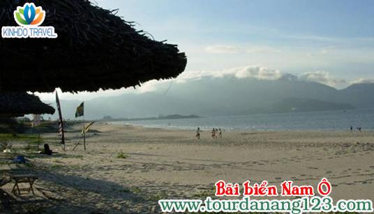 tour du lịch Đà Nẵng giá rẻ biển Nam Ô