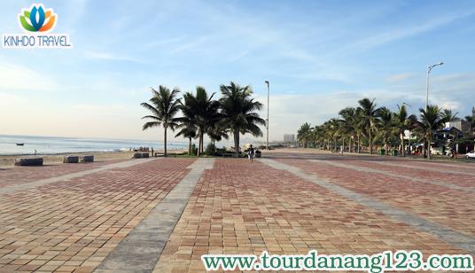 Công viên Biển Đông - Thành phố du lịch Đà Nẵng