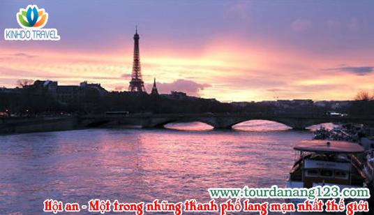 Paris - Một trong những thành phố lãng mạn nhất thế giới