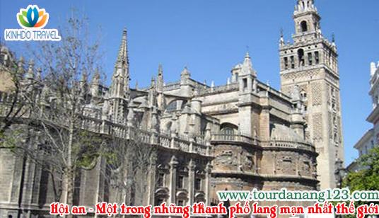 Seville - Một trong những thành phố lãng mạn nhất thế giới