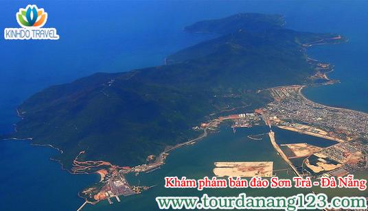 Hành trình khám phá bán đảo Sơn Trà - Đà Nẵng