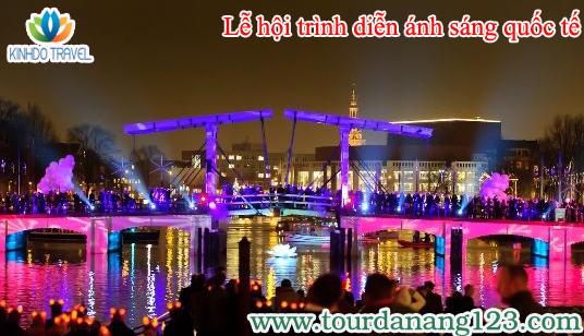 Lễ hội trình diễn ánh sáng quốc tế sẽ được tổ chức tại Đà Nẵng