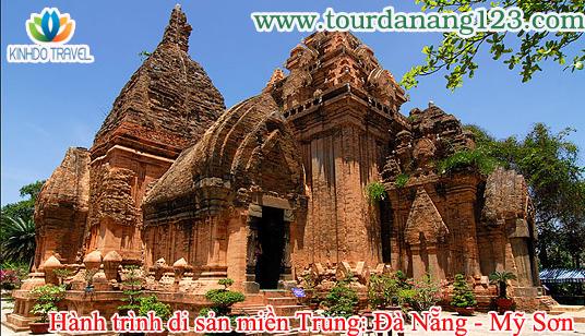 Tour Đà Nẵng - di sản Mỹ Sơn khám phá tổ hợp kiến trúc độc đáo