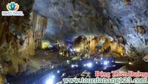 Du lịch Đà Nẵng khám phá Động Thiên Đường