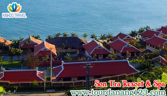 Du lịch Đà Nẵng nghỉ chân tại Sơn Trà Resort & Spa