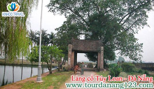Du lịch Đà Nẵng tại Làng cổ Túy Loan