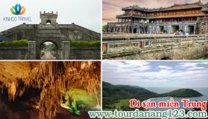 Tour: Hành trình di sản miền trung Hà Nội - Đà Nẵng (7 ngày 6 đêm)
