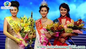 """Đà Nẵng sẽ đăng cai tổ chức Cuộc thi """"Hoa hậu Việt Nam 2014"""""""