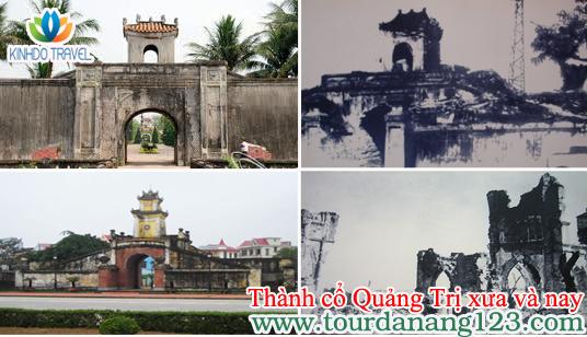 Du lịch Thành cổ Quảng Trị: xưa và nay?