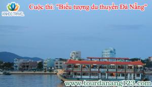 """Hấp dẫn cuộc thi: """"Biểu tượng du thuyền Đà Nẵng"""""""