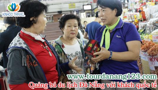Quảng bá du lịch Đà Nẵng với khách quốc tế