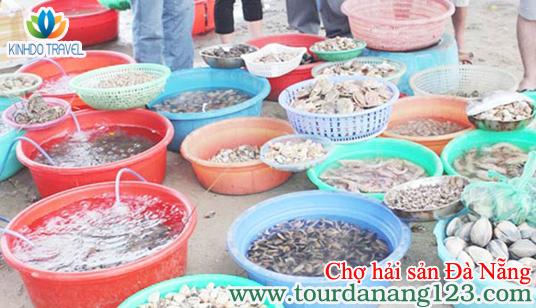 Đi tour Đà Nẵng nên mua hải sản ở đâu?