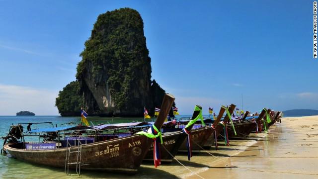 Ao Nang – Thái Lan