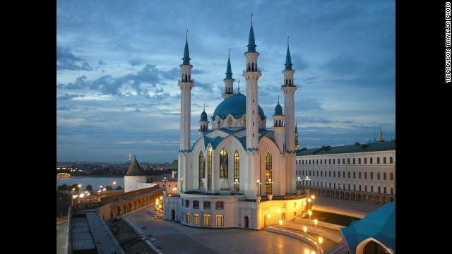 Kazan, Nga