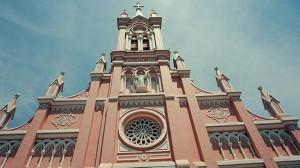 Nhà thờ giáo xứ chánh tòa Đà Nẵng, nhà thờ lớn Đà Nẵng