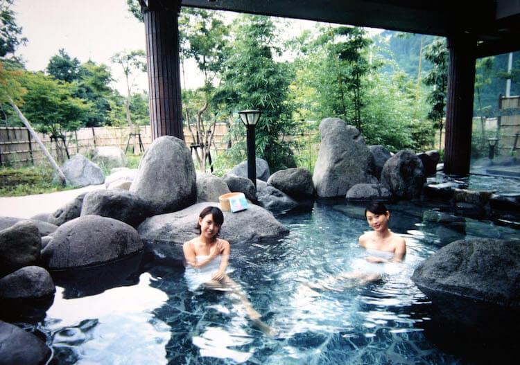Tắm khoáng Onsen 2