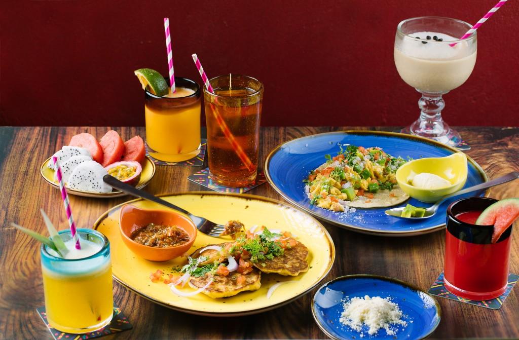 Chuỗi ẩm thực Cocobay Đà Nẵng, nhà hàng cococita mexico