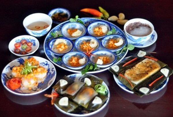 Bánh nậm lọc ram-món ăn vặt ngon rẻ Đà Nẵng