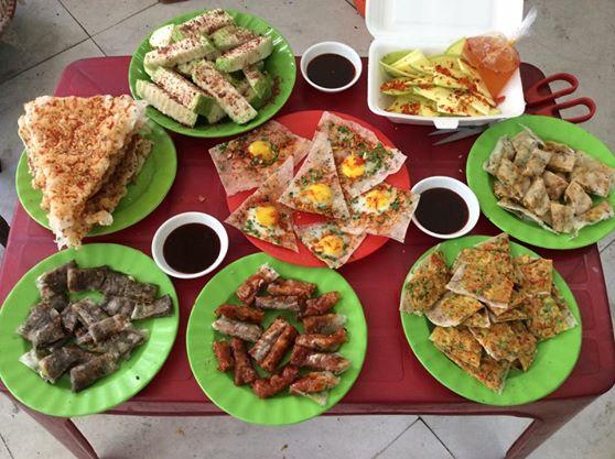bánh tráng nướng đà nẵng, Ăn gì ngon ở Đà Nẵng