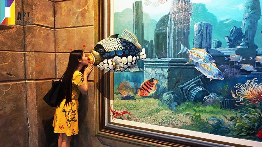 Bảo tàng 3D Art Đà Nẵng