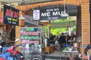 Quán bún bò ngon tại Đà Nẵng