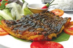 cá đuối nướng Đà Nẵng, ẩm thực Đà Nẵng